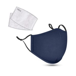 REUSABLE/WASHABLE FACE COVER